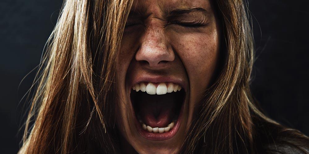کنترل خشم و پرخاشگری