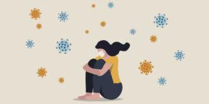 تاثیر استرس و اضطراب بر کرونا